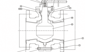 PFA Lined Globe Valve – EJ41PFA -2