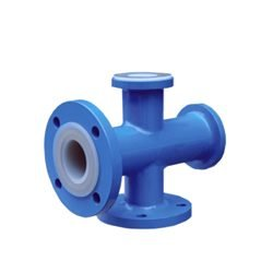 PTFE-Lined-Pipe-Fittings-for-Gas-Oil
