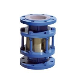PTFE-lined-Sight-Glass-for-oil-pipeline